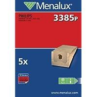 Triathlon Marathon Menalux 3385 P Staubsaugerbeutel für Philips Duathlon