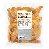 RealFoodSource Certified Organic Mango Strips (1kg)