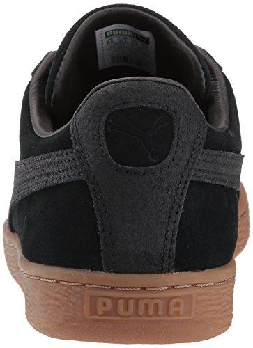Puma Unisex-Erwachsene Suede Classic Natural Warmth Sneaker Puma Black-puma Black