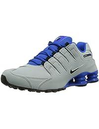 new concept a01ef 46ce6 ... where to buy nike shox nz eu 501524 herren low top sneaker d6c71 547d2