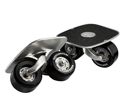 7edd4fb35 Ridge Drift Skates Freeline Skates - with ABEC 7 Bearings and black PU  wheels (black