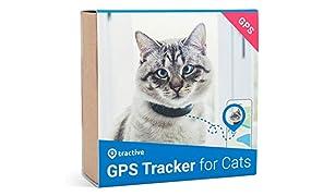 Localizador GPS para gatos - Collar GPS con mecanismo de aperture. Rastreador GPS resistente al agua