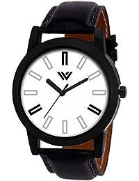 Wristocrat™ Artistic White Dial For Men's Wrist Watch - WCM35