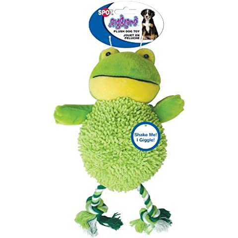 Ethical Pets Gigglers Pals Dog Toy, 12-Inch by Ethical Pets