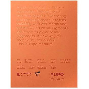 Frisk Yupo Painting Papier 25 feuilles volantes A3 85gsm 420 x 290 mm