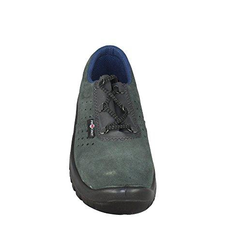 Aimont vienna chaussures de sécurité norme s1 sRC chaussures berufsschuhe businessschuhe plat vert Vert - Vert