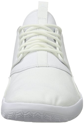 Nike Herren Jordan Eclipse Sneakers Weiß (White/white-white)