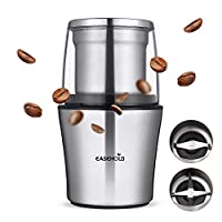 EASEHOLD Electric Coffee Grinder