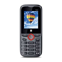 iBall 1.8L Tristar Mobile with Auto call Recording Feature (Black + Gold)