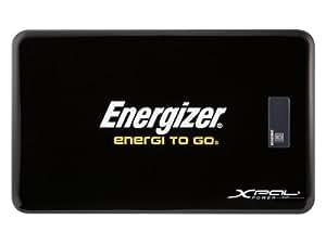 Energizer XP18000 Chargeur Noir