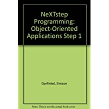 NeXTstep Programming: Object-Oriented Applications Step 1