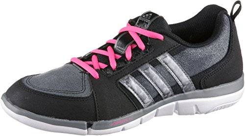 adidas Performance Damen Fitnessschuhe schwarz 39 1/3