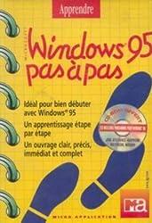 Windows 95, pas à pas : Microsoft