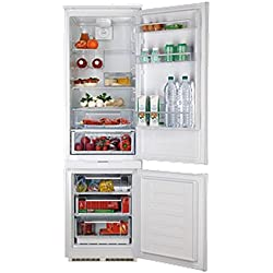 Indesit B 18 A1 D/I Built-in 195L 80L Grey fridge-freezer - fridge-freezers (Built-in, Bottom-placed, A+, Electric, Grey, SN-T)