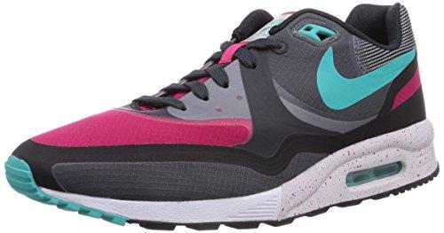 Nike Männer 15 Laufschuhe (Nike Air Max Light Wr 652959-600 Herren Laufschuhe Training Mehrfarbig (Fchs Force/Hypr Jd-Blk-Anthrct) 43)