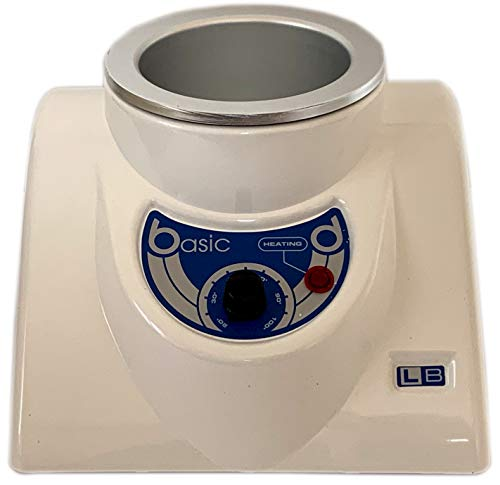 Epilwax S.A.S.-Calentador de cera cubeta de 400ml para cera tibia o tradicional