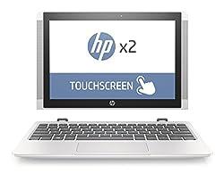HP x2 10-p008na 10-Inch Notebook - (Blizzard White) (Intel Atom x5-Z8350, 2 GB RAM, 32 GB eMMC, Intel HD Graphics 400, Windows 10)