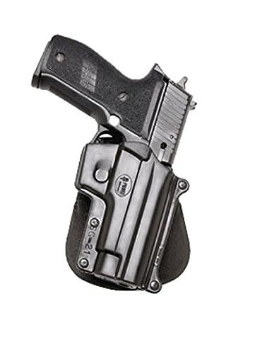 Fobus neu verdeckte Trage LINKE HAND Sicherungs-Pistolenhalfter Halfter Holster für Sig Sauer P220, P226, P227, P228, P245, P225. SAR B6. / Smith und Wesson 3913 (Ladysmith), 4013, 5904, 6906, 5946, 3919, CS9. Nicht für T / S&W 6906, 4566, 4003 / SAR Arms B6 / Tristar C100, L120 Pistole