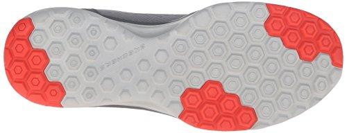 Skechers Quick Shift TR-Superset 51543/NVLM Herren Schnürhalbschuh Charcoal/Orange