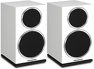 Wharfedale Diamond 220 White loudspeaker - loudspeakers (Speaker set unit, 2-way, Tabletop/bookshelf, 2.5 cm, 13 cm, 56 - 20000 Hz) occasione - Polaris Audio Hi Fi