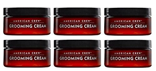6er Styling Creme American Crew Grooming Cream je 85 g = 255 g