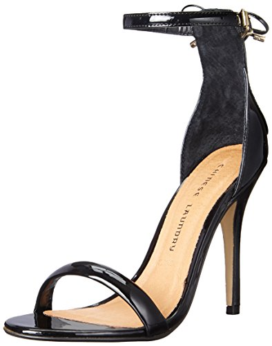 Chinese Laundry Jealous Cuir Sandales Black