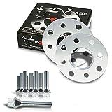 NJT eXtrem 790168 Spurverbreiterung Set 10mm inkl. Radschrauben
