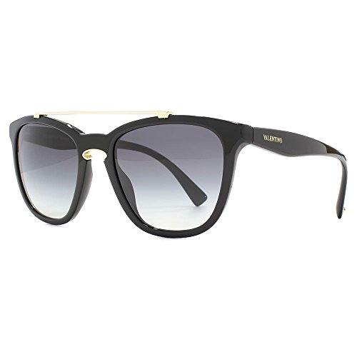 Valentino Damen Sonnenbrille 0VA4002 50018G, Schwarz (Black/Gradientsmoke), 54
