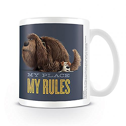The Secret Life of Pets - Mug (My Rules)