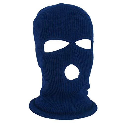 Oddity Warme Gesichtsmasken Volle Gesichtsmaske Winter Stretch Schneemaske Thermal Ski Maske Strickmütze Thermische Gesichtsmaske | 00706179661065