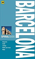 Spiral Guide Barcelona (AA Spiral Guides)
