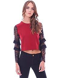 Donna Amazon Trussardi Abbigliamento Sportivo Jeans it rwX65vqr