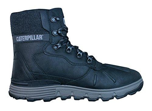 CAT FOOTWEAR - STICTION HI ICE waterproof - black Black