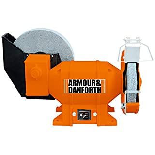 Armour & Danforth tmx775 Doppelschleifer, kombiniert, Orange