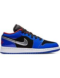 detailed look 32c9f f5f25 Nike Air Jordan 1 Low (GS), Scarpe da Fitness Bambino