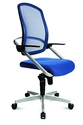 Design Bürodrehstuhl blau thumbnail