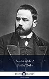 Delphi Complete Works of Emile Zola (Illustrated)