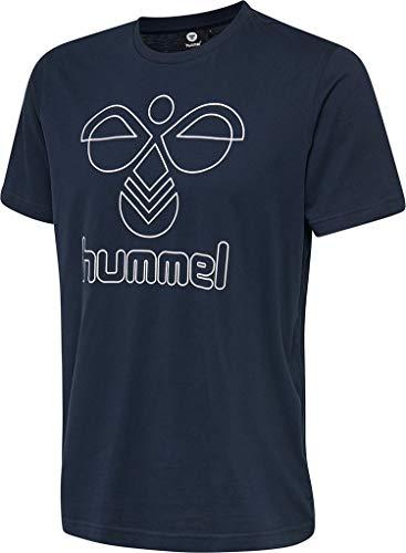 Hummel Herren hmlPETER T-Shirt S/S