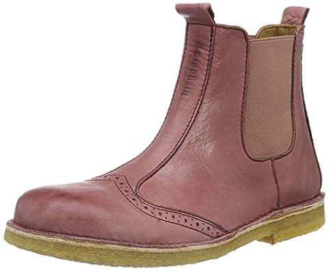 Bisgaard Boot 50203216, Mädchen Schneestiefel, Pink (700 Rose) 39