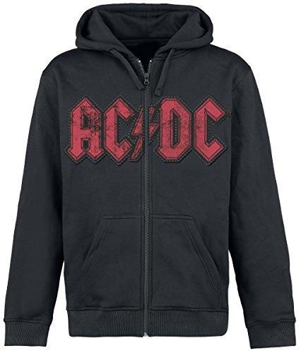 AC/DC Hells Bell Felpa jogging nero 5XL