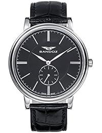 Reloj Suizo Sandoz Caballero 81385-57 Classic & Slim Collection