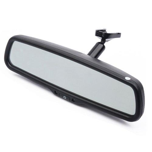 10,92 cm Zoll TFT LCD Auto Rückspiegel Monitor mit speziellen Halterung 2 ch Videoeingang 14-zoll-tft-lcd-display