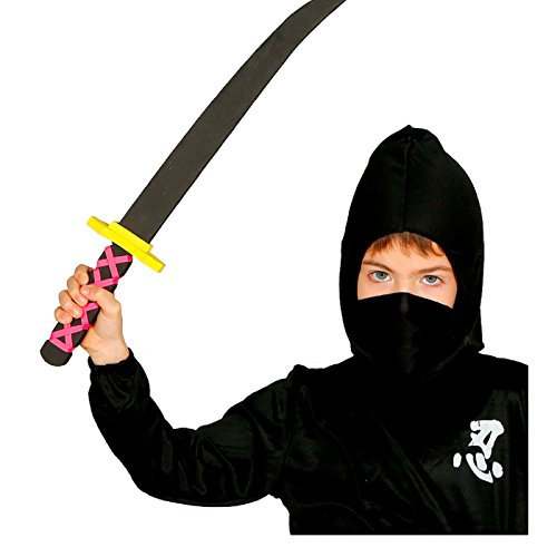 Espada Samurai Infantiles de Goma Eva