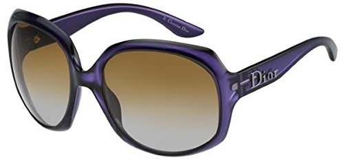 christian-dior-womens-dior-glossy-1-violet-frame-brown-to-grey-lens-plastic-sunglasses