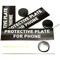 Schungit-Platte, selbstklebend, rund, Schutz gegen Strahlen fuer Handys preisvergleich bei billige-tabletten.eu