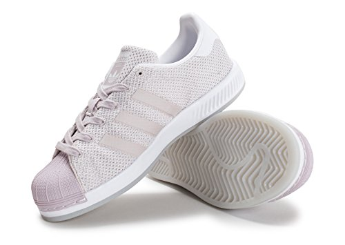 adidas - Superstar Bounce W, Scarpe basse Donna pink (ice PUR/Ice PUR/Ftwwht)