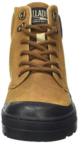Palladium Plboss Hikr M, Baskets Hautes Homme Marron (Sunrise/Black)