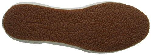 Superga 2750-jcot Classique, Sneaker Unisexe - Enfants, Blanc 18 Blanc