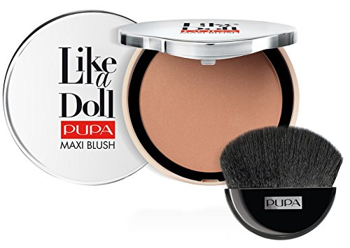 Pupa Viso Like a Doll Maxi Blush 9,5 g 302 Intense Bronze