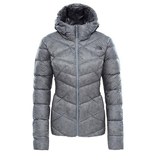 THE NORTH FACE Damen Snowboard Jacke Super Cinco Down Hooded Jacket - Damen Jacke Down North Face